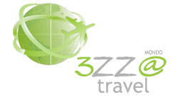 trezza travel logo mappamond